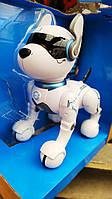 Интерактивная собака на пульте управления A001 с голосовыми командами