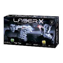 Игровой набор для лазерных боев - LASER X ДЛЯ ДВУХ ИГРОКОВ 2 бластера 2 мишени 88016, фото 3