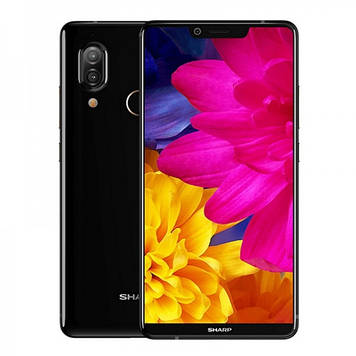 Смартфон Sharp Aquos S3 4/64GB Black (FS8032)
