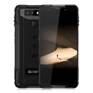 Смартфон Cubot Quest 4/64Gb черный