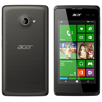 Смартфон ACER Liquid Plus M220 1/8GB 2SIM Black