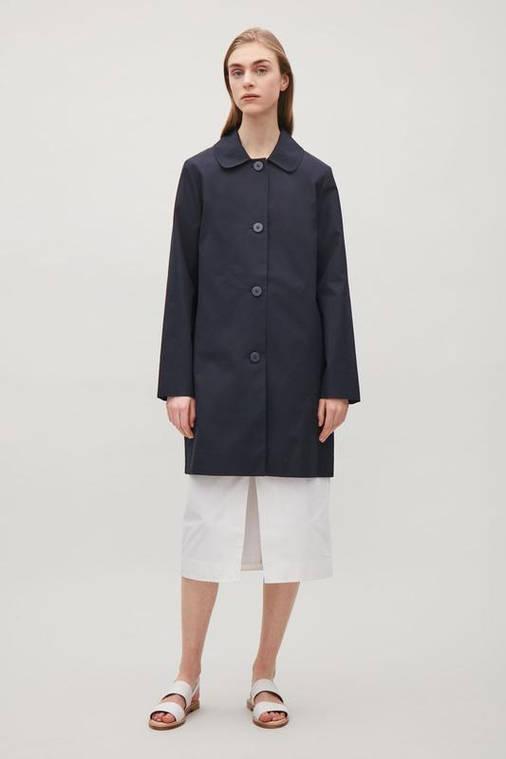 Пальто плащ cos ( Eur 36 // CN 165/84A ), фото 2