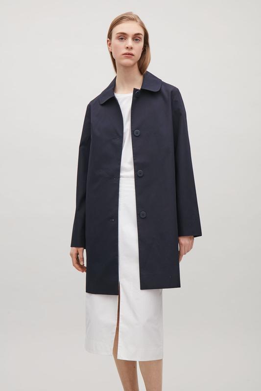 Пальто плащ cos ( Eur 36 // CN 165/84A )
