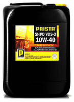 Масло моторное 10W-40 PRISTA SHPD VDS-3 10W-40 20 л