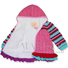 Детский кардиган для девочки Одежда для девочек 0-2 Pezzo D'oro Италия S04 M3015