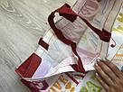 Сумка полипропиленовая с ручками ''Надпись'', 50х45 см, фото 2