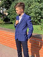 Пиджак для мальчика 11-15 лет