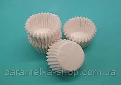 Формы бумажные для конфет Белые
