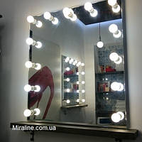 """Зеркало для макияжа """"Блеск"""" 900x800"""