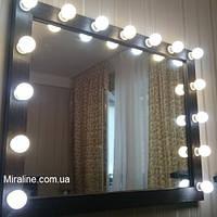 """Гримерное зеркало """"Aметист"""" 800x1000"""