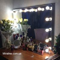 "Зеркало с подсветкой ""Шах Софи"" 800x1000"
