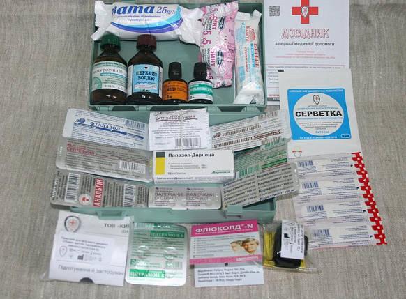 Аптечка медицинская КФ кабинетная (3-5 человек), фото 2