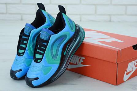 Женские кроссовки Nike Air Max 720 Blue, фото 2