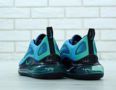 Женские кроссовки Nike Air Max 720 Blue, фото 3