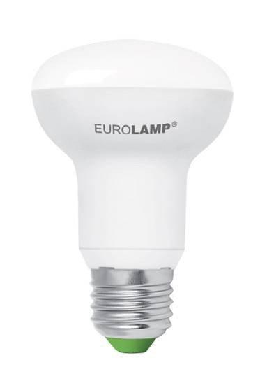 """LED Лампа Eurolamp ECO серия """"P"""" R63 9W E27 3000K"""