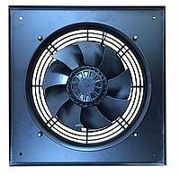 Осевой промышленный вентилятор Турбовент Сигма 200 B/S с фланцем