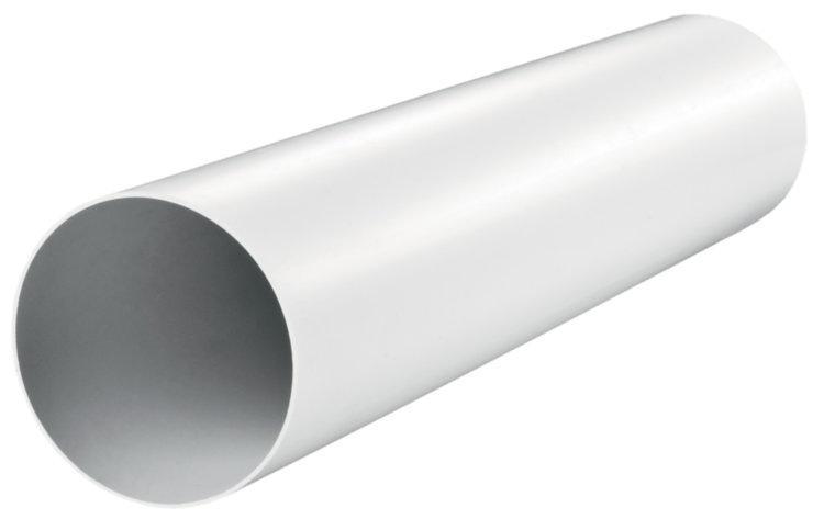 Канал вентиляционный круглый VENTS Ø100мм х 0.5м