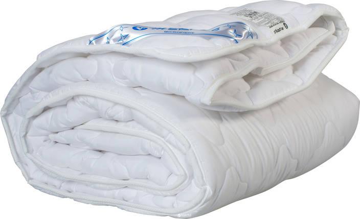 Одеяло силиконовое Merkys МІС-7 демисезонное 155х215 полуторное, фото 2