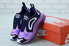 Женские кроссовки Nike Air Max 720 Violet