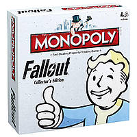 Monopoly Fallout. Монополия Fallout