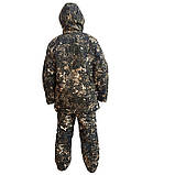 Зимний костюм для охоты и рыбалки Мембрана AL-02, фото 3