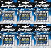 Батарейка AA Energizer L91 Ultimate Lithium 3000 mAh 1.5V High Energy 5A, блистер 4 шт., фото 1