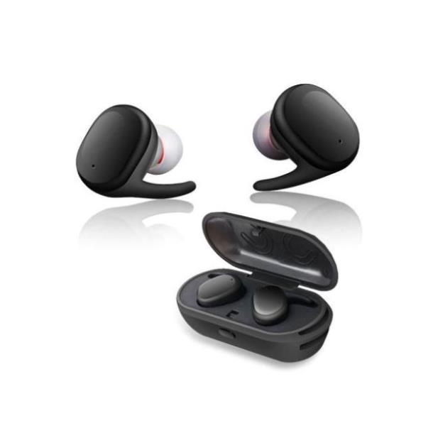 Беспроводные Bluetooth наушники TWS Touch Two Black Original