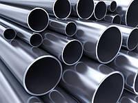 Труба стальная круглая из нержавеющей стали для дымохода 129х3.0 мм AISi 304 08X18Н10