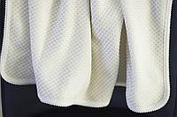Плед (одеяло) детский (для ребенка) теплый вязка OBABY (798-115)