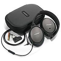 Наушники Bose QuietComfort 25 Headphones For Apple, QC 25, Черные
