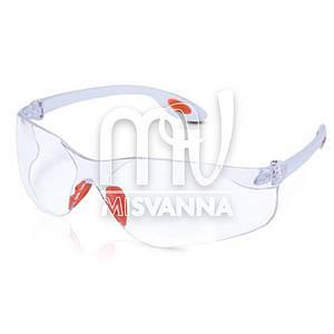 Защитные очки для мастера, оранжевые