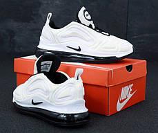 Женские кроссовки Nike Air Max 720 White, фото 3