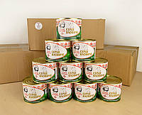 Ящик Сердце говяжье 525 г Этнические мясники (ящик-24шт), фото 1