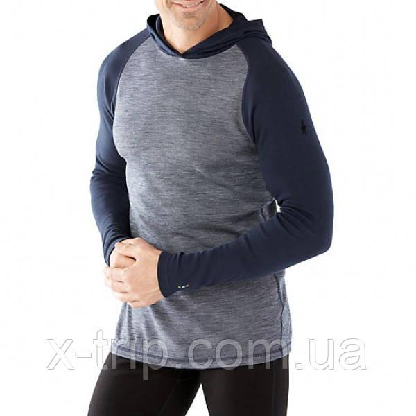 Термофутболка Smartwool Men's Merino 250 Baselayer Pattern Hoody M