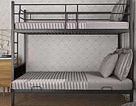 """Кровать двухъярусная для троих """"Афина+"""" 90*190"""