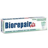Зубная паста Biorepair Plus TOTAL PROTECTION Профессиональная защита и восстановление, 100 мл
