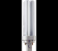 Лампа энергосберегающая PHILIPS Master PL-C 13w/830/2P G24d-1