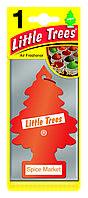 Ароматизатор в машину Little Trees Spice Market / Восточные специи