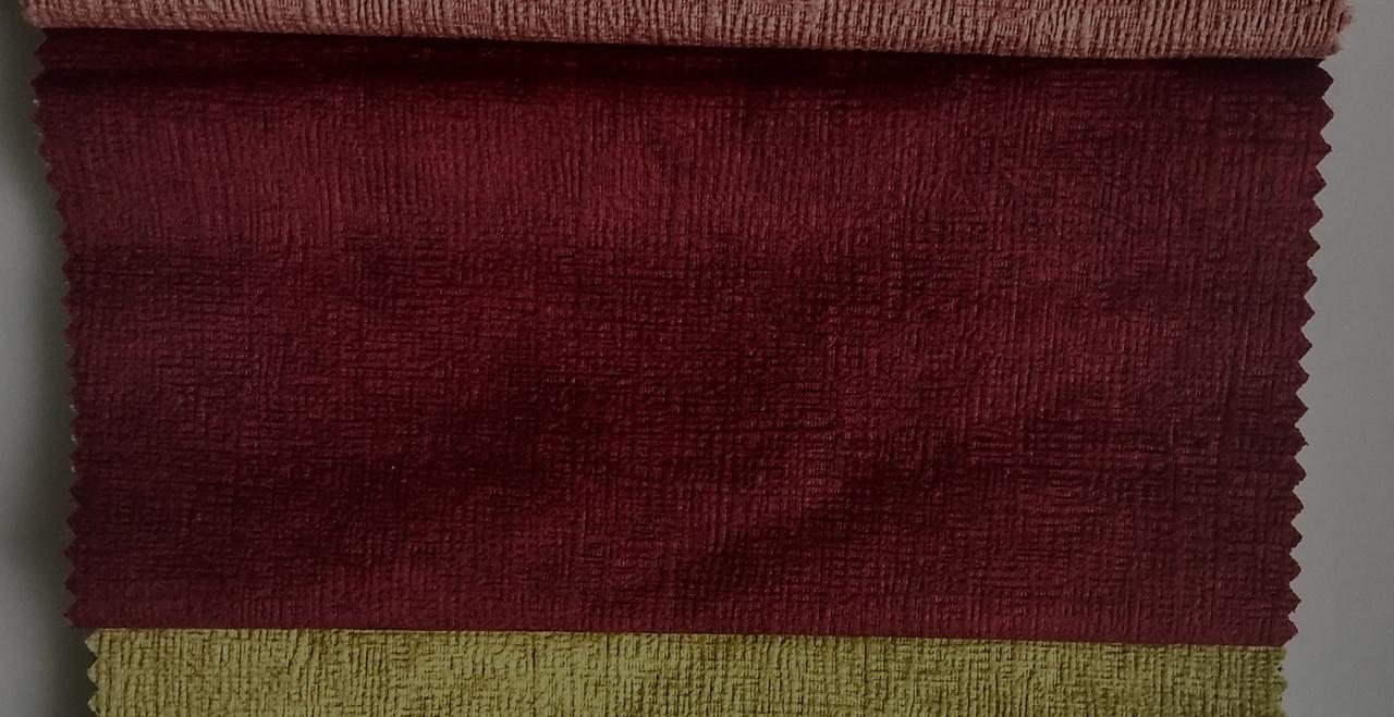 Обивочная ткань для мебели Бали 36 вайн BALI 36 WINE