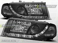 Оптика передняя, фары на Skoda Octavia Tour