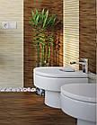 Фриз для стен Bamboo коричневый 400x30x9 мм, фото 2
