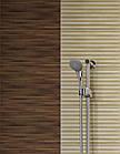 Фриз для стен Bamboo коричневый 400x30x9 мм, фото 3