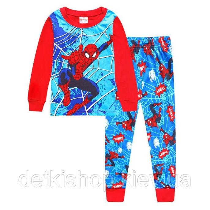 Детская пижама BabyHas «Человек-паук»