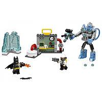 Lego Batman Movie Ледяная aтака Мистера Фриза 70901 Mr. Freeze Ice Attack 70901 Building Kit