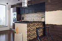 Плитка для стен Karelia коричневый 250x400x8 мм