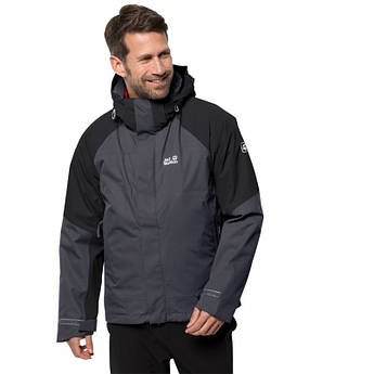Куртка Jack Wolfskin 3 in 1 Steting Peak Jacket