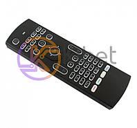 Пульт/мышь гироскопическая (Airmouse) HQ-Tech MX3-Voice-LED + клавиатура RU, с микрофоном и подсветкой, 2.4G, Box