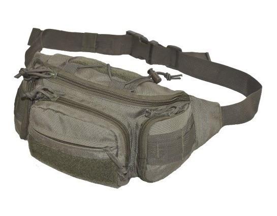 Тактична поясна сумка olive Texar