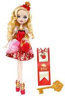 Ever After High Кукла Эппл Уайт Базовая кукла I выпуск Apple White Basic Dolls