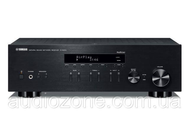 Стерео-ресивер Yamaha R-N303Black